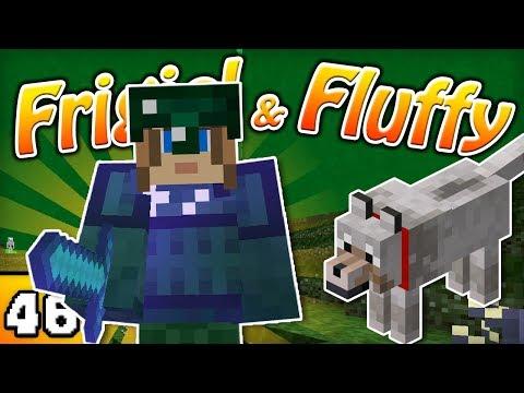 FRIGIEL & FLUFFY : L'EQUIPEMENT DES ABYSSES | Minecraft - S4 Ep.46