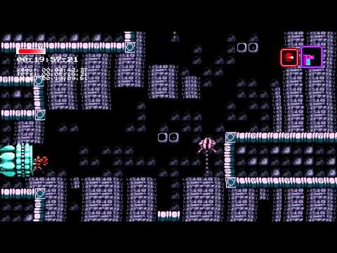Axiom Verge speedrun in 38:40