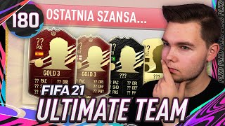To były dziwne nagrody... - FIFA 21 Ultimate Team [#180]
