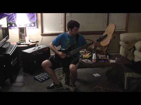 As I lay dying cover by mike gigstad