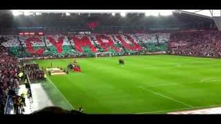 wales 1 0 belgium   welsh national anthem