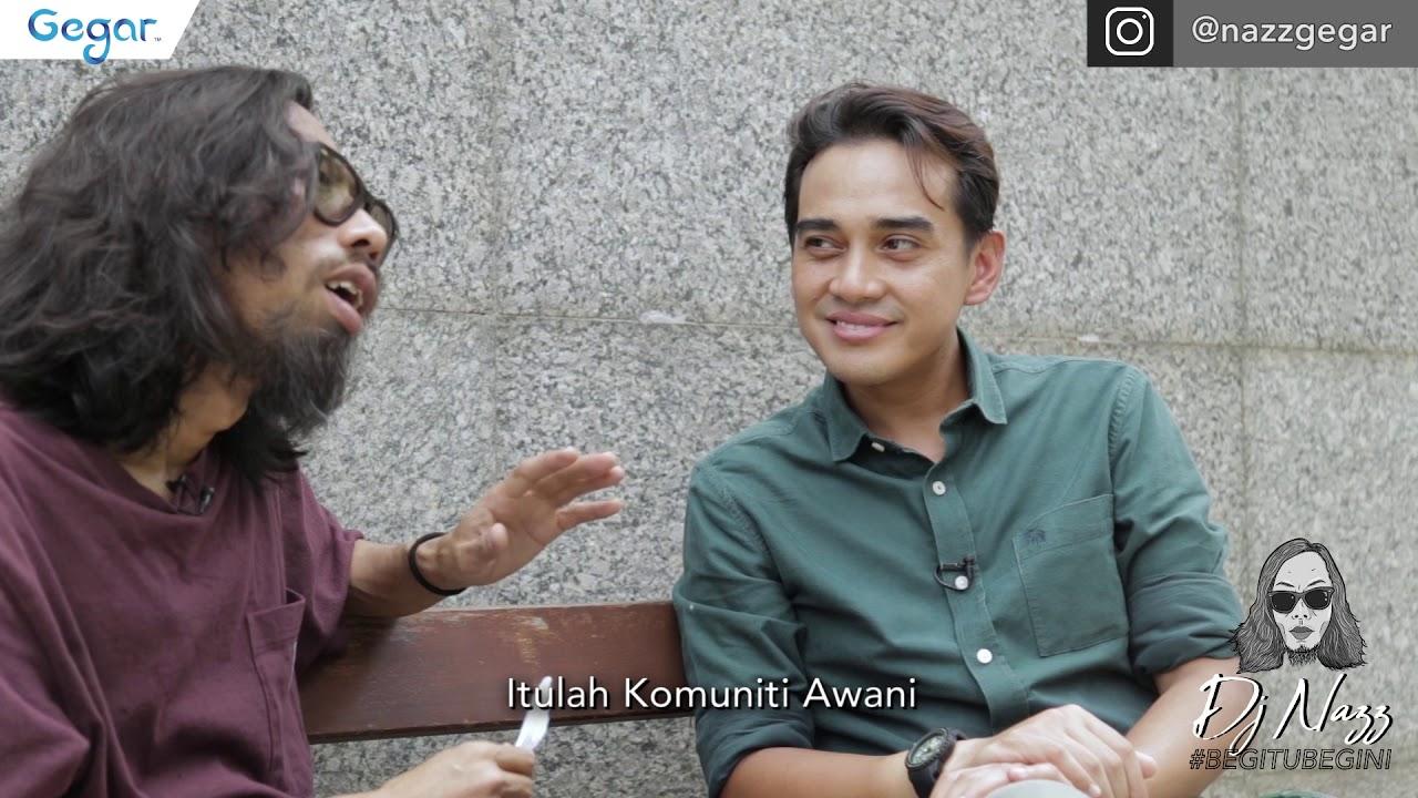 Begitu Begini DJ Nazz Bersama Ashwad Ismail
