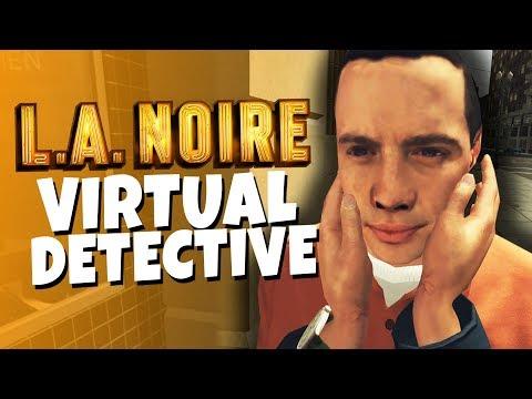 L.A. Noire VR - Case Files - Virtual Detective |