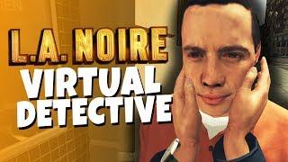 L.A. Noire VR - Case Files - Virtual Detective
