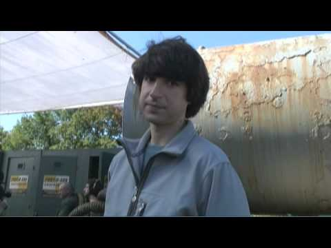 Taking Woodstock - Behind the Scenes: Mud Clip 1