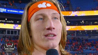 Trevor Lawrence thinks the Clemson Tigers are best team in the nation | College Football on ESPN