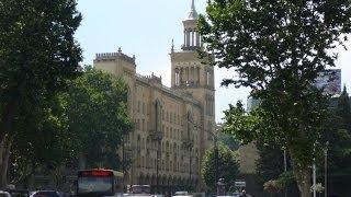 #909. Тбилиси (Грузия) (очень красиво)(Самые красивые и большие города мира. Лучшие достопримечательности крупнейших мегаполисов. Великолепные..., 2014-07-03T20:36:01.000Z)