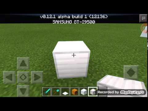 Minecraft PE Nasıl Golem Ve Kardan Adam Yapılır?