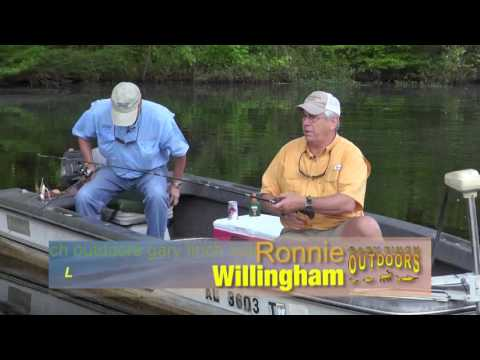 Gary Finch Outdoors-Crappie Fishing In Demopolis With Willingham Sports