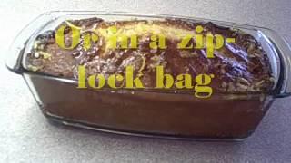 Double Lemon Loaf