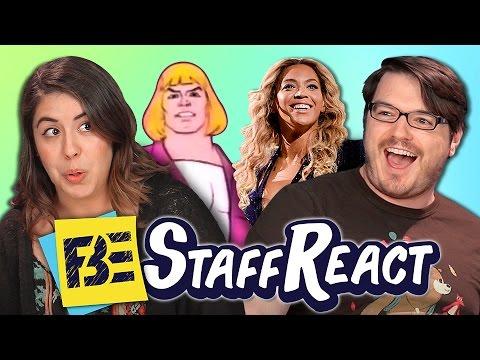 Staff Reacts : Season 1
