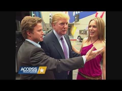 Full tape with lewd Donald Trump remarks (Access Hollywood)