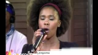 Zahara - Lengoma - Live with DJ SBU (18.04.2012)