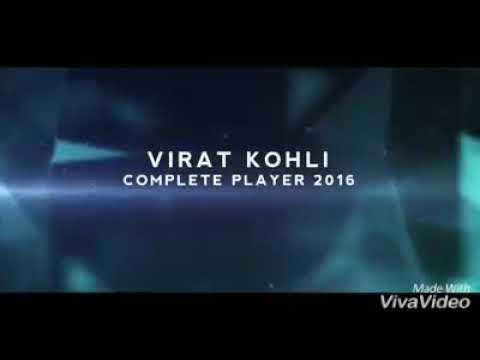 "Hall of Fame ""Virat Kohli"" ft. Will.i.am"
