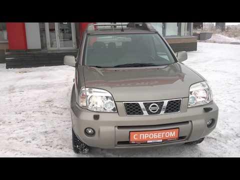 Купить Nissan X-Trail (Ниссан Х-трейл) 2.5 л. AT 2007 с пробегом бу в Саратове. Элвис Trade-in центр
