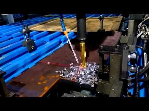 steel structure cnc drilling machine  www.tfi.com.tw