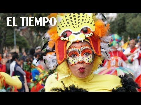 Desfile inaugural del Festival Iberoamericano de Teatro | EL TIEMPO