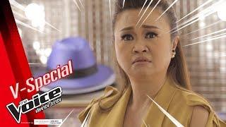 V-Special : เมื่อ 4 โค้ชของ The Voice Thailand ต้องมาทายชื่อเพลงตัวเอง !