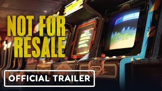 Not For Resale: A Video Game Store Documentary - Official Trailer