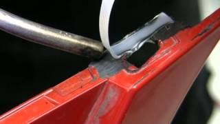 Восстановление отсутствующего крепления бампера