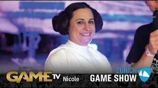 Game TV Schweiz - NICOLE | Zürich Game Show