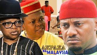 Akpaka Na Malaysia Season 5 - Yul Edochie2019 movie Latest Nigerian Nollywood Movie