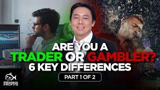 Sind Sie ein Händler oder ein Spieler? 6 Hauptunterschiede Teil 1 von 2