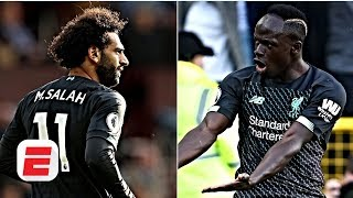 A fluke own goal and strikes by sadio mane roberto firmino helped liverpool see off burnley at turf moor as they maintained their 100% start to pre...