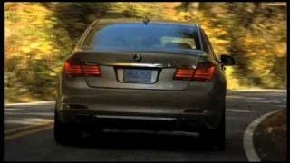 2009 BMW 7 Series F01/F02 Performance - Never Stand Still promotional video