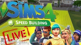 THE SIMS 4  NUOVE STELLE/GET FAMOUS ITA | Building in live!