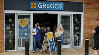 video: Greggs to reopen 800 shops for takeaway this week