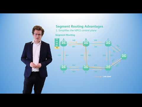 video New IP Technology Series MOOC Segment Routing