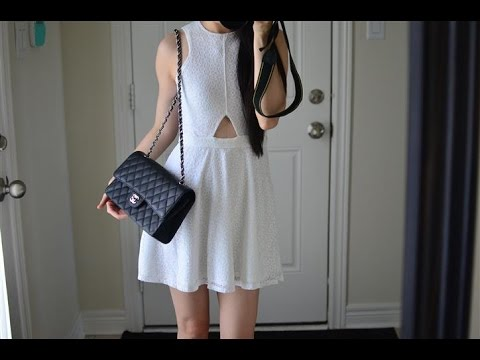 Ootd Feat The Chanel Classic Flap Bag M L In Black Caviar