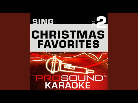 We Need A Little Christmas (Karaoke Lead Vocal Demo) (In the Style of Angela Lansbury (Mame)