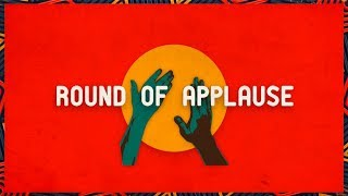 Walshy Fire, Ice Prince & Demarco - Round Of Applause (Official Lyric Video)