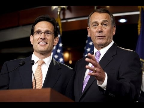Defund Obamacare Or Government Shutdown - House GOP Passes Bill