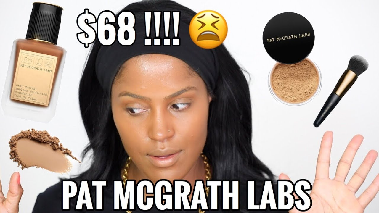 Skin Fetish Sublime Perfection Foundation by Pat McGrath Labs #21
