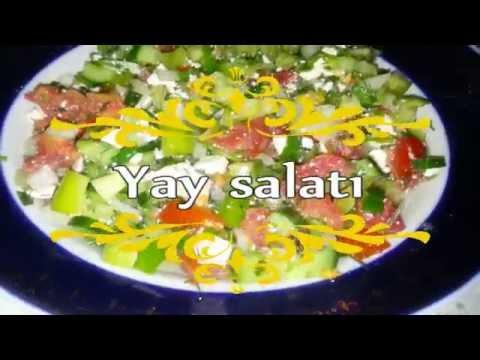 Yay salatı
