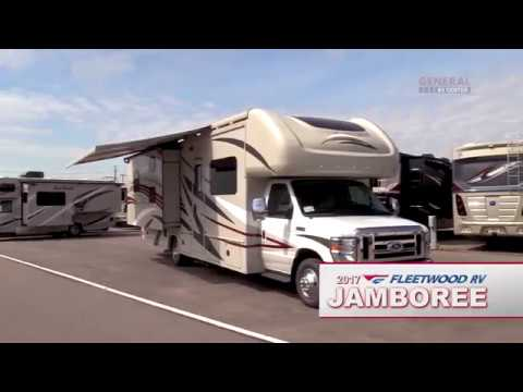 GeneralRV com | 2017 Fleetwood Jamboree 30D