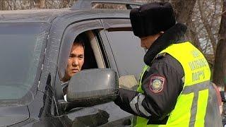 Алматы облысында жол көлік оқиғасының саны әлі де азаймай тұр (16.03.17)