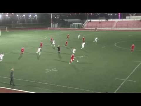 Miguelinho vs Gibraltar United (Entrando en el segundo tiempo) Primera División Gibraltareña