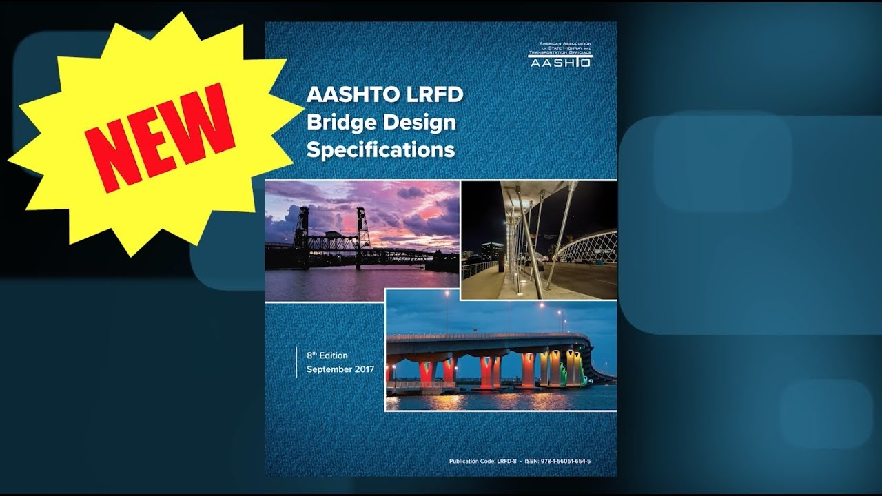 AASHTO LRFD BRIDGE DESIGN SPECIFICATIONS 6TH EDITION PDF