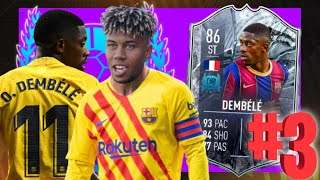 FIFA 21: YOUnited FUTURE DÉMBÉLE Freeze #3 | SIDNEYEWEKA