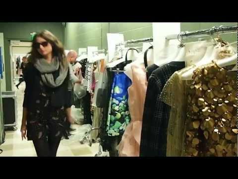 Bring My Subs To Work Friday - Oscar de la Renta Fashion Show