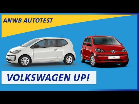 ANWB test Volkswagen Up!