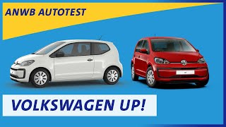 ANWB test Volkswagen Up!