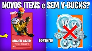 "FORTNITE-EVENT MAJOR LAZER and CONTROVERSY ""NO V-BUCKS""?"