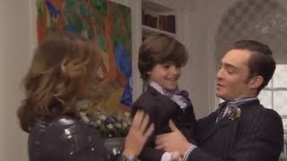 Gossip Girl Season 6 Finale Top Moments: Chair Wedding, Dan is Gossip Girl