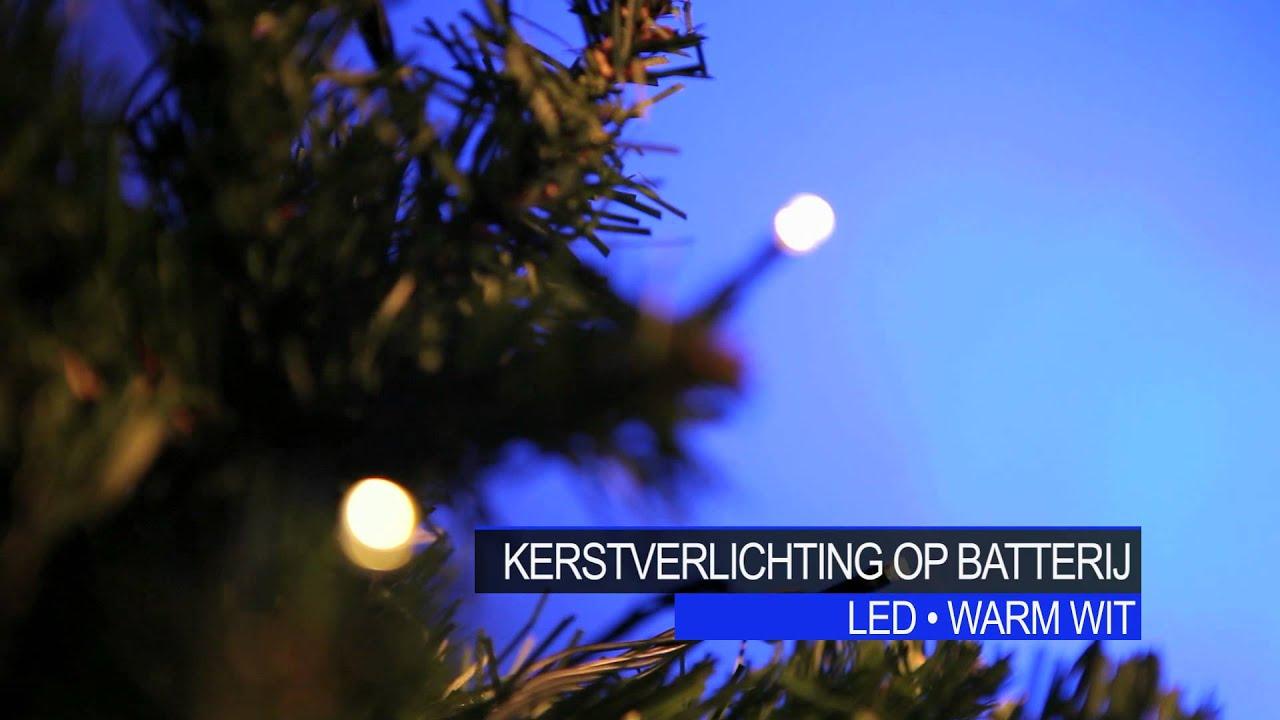 Kerstverlichting Op Batterijen Kerstverlichting Buiten Youtube