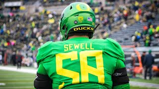 Most Dominant College O-Lineman of the Decade    Penei Sewell Highlights   Don't Worry QB's...ᴴᴰ